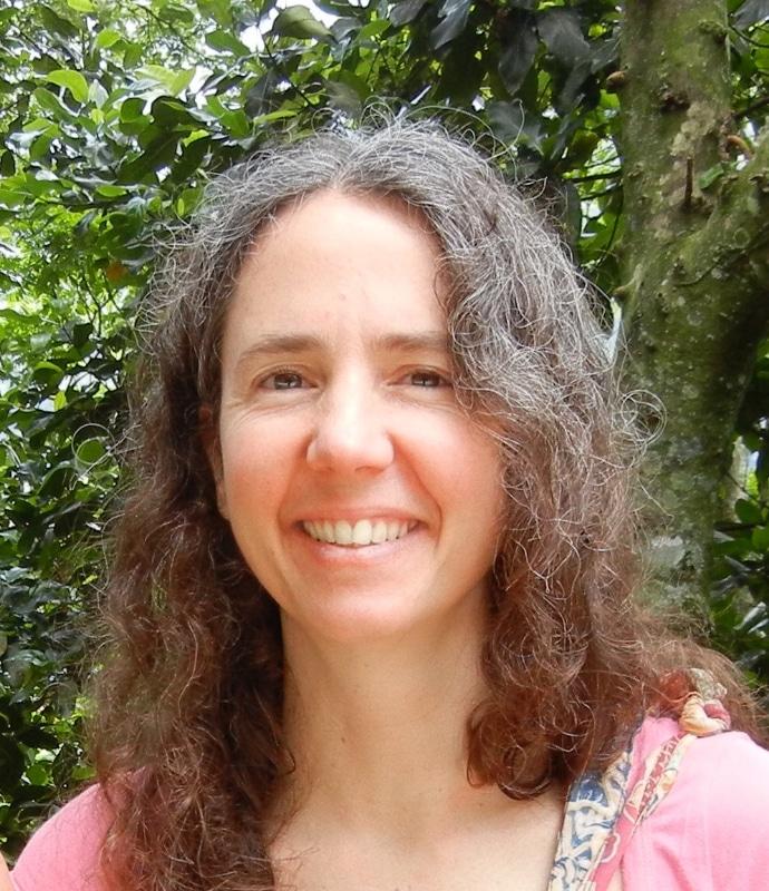 Massage Therapist Amy Liggett