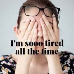 Tired person looking for Naturopathic Treatment for Sleep and Fatigue