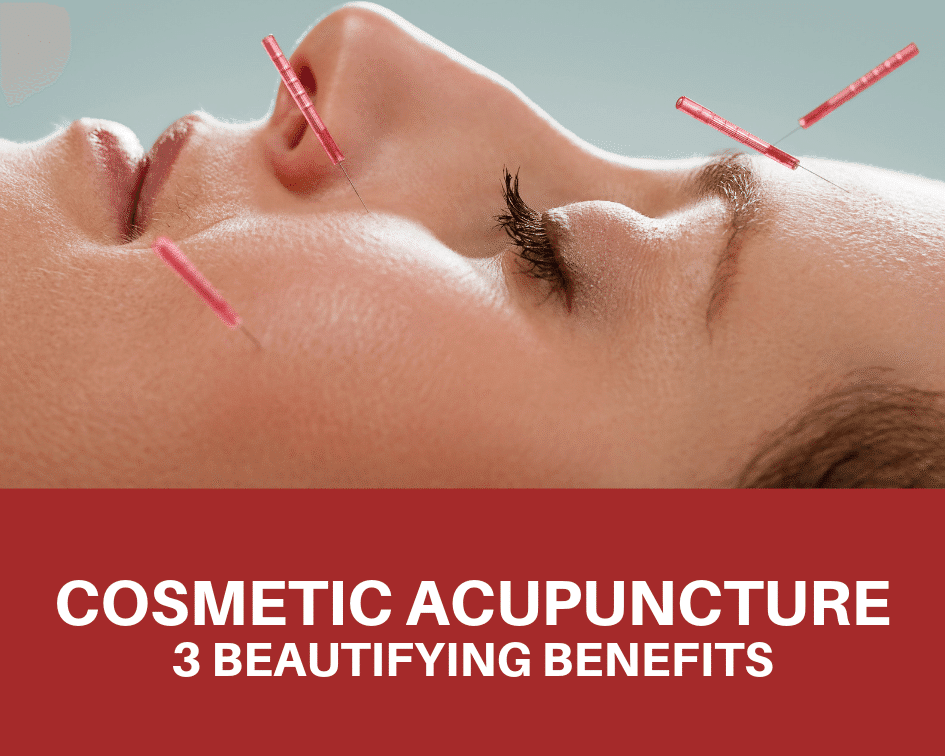 Receiving Cosmetic Acupuncture Toronto