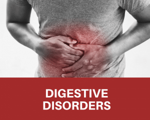 Person using Functional Medicine to treat their digestive issues