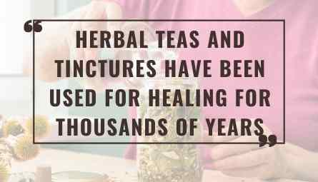 Herbal Medicine and Teas