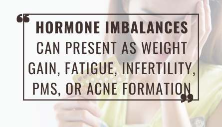 Hormone Imblance Naturopath Treatment