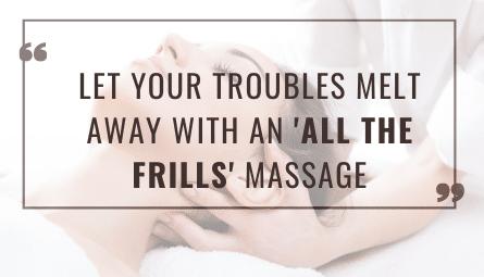 Stress Relief Massage